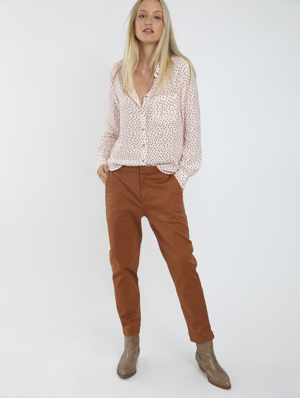 Lily Tailored Pants