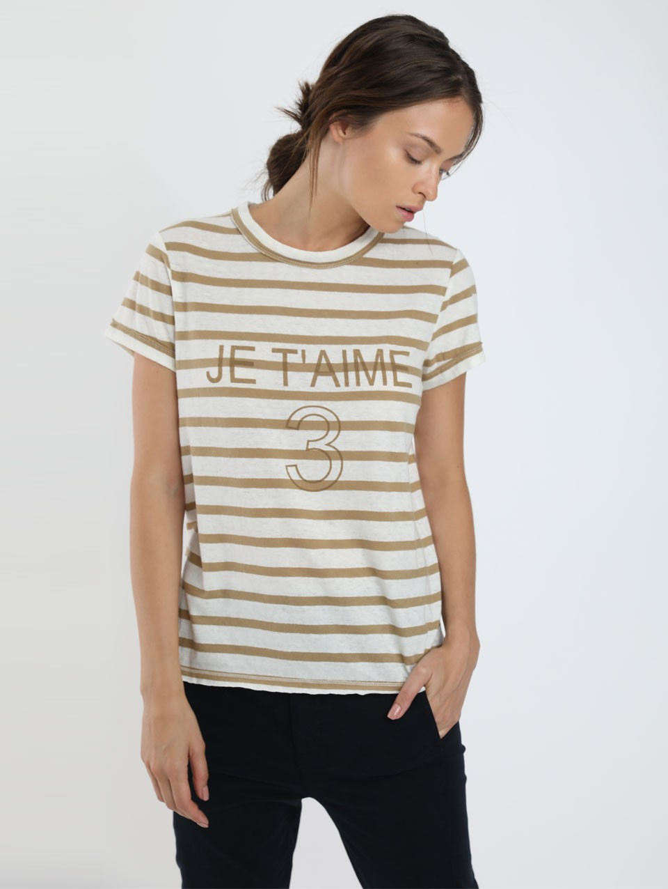 Nasi Nicky Striped T-shirt