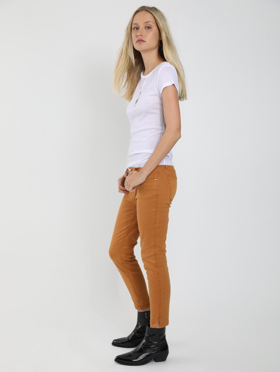 Anna 5 Pocket Pants