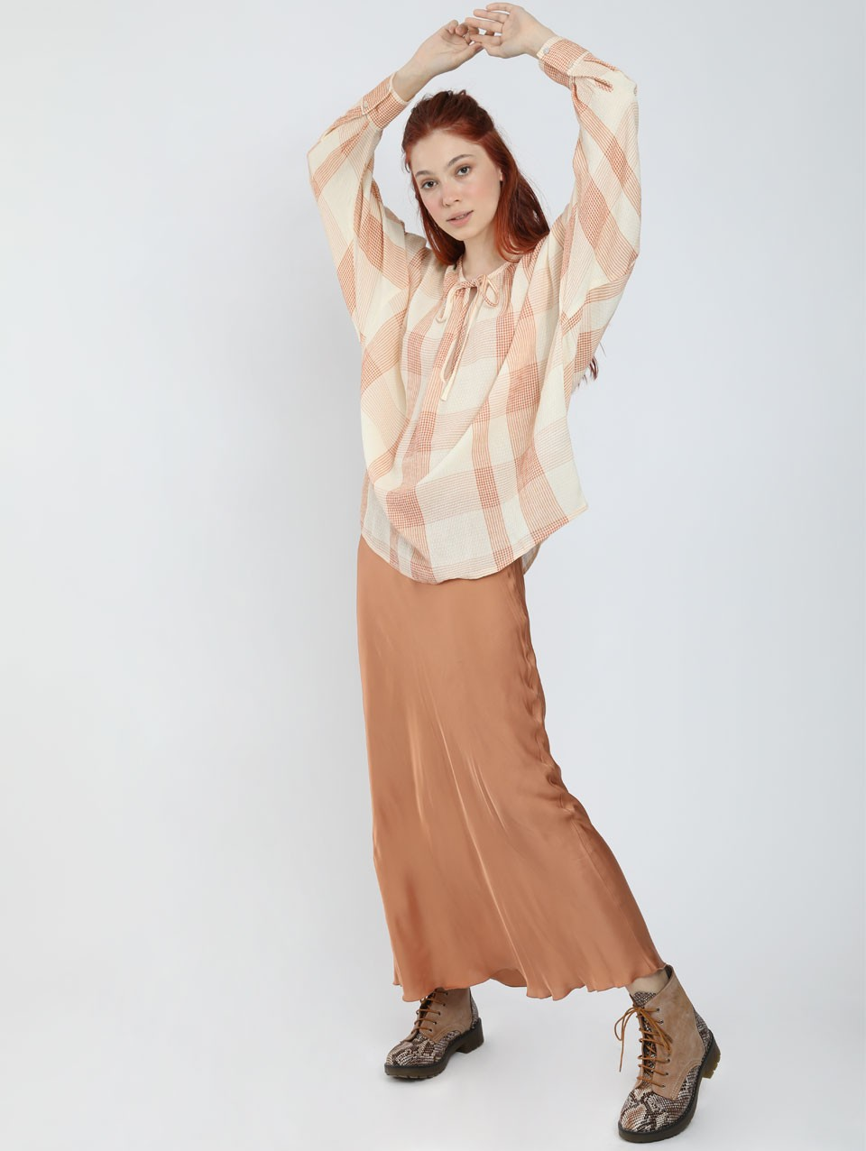 Sani Placket Blouse