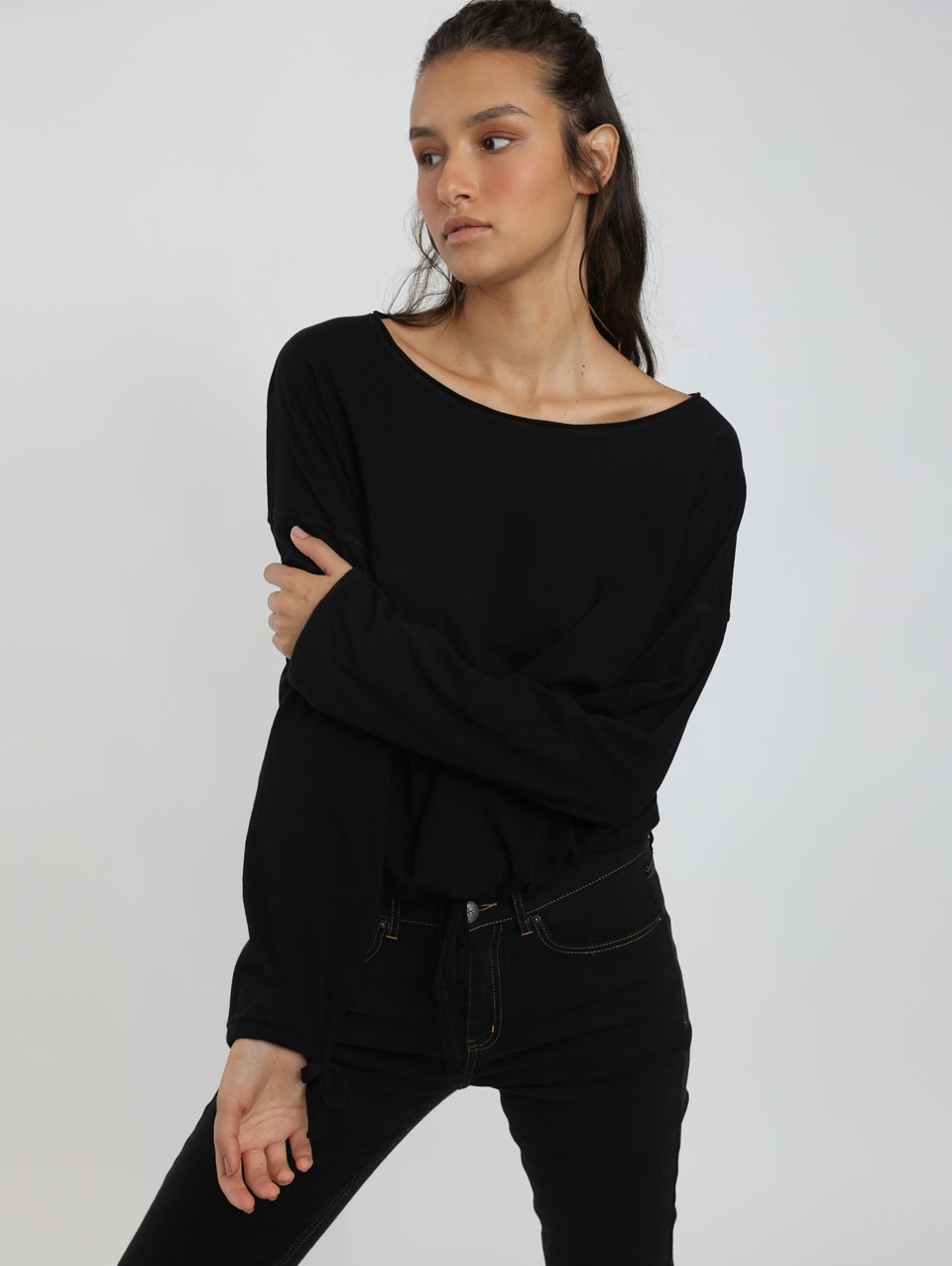 Victoria Boatneck Jersey