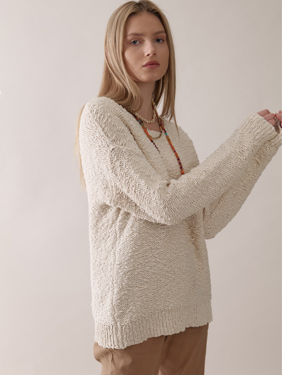 Vero Knit Sweater