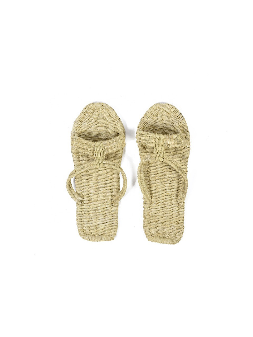 Rope Straw Sandals
