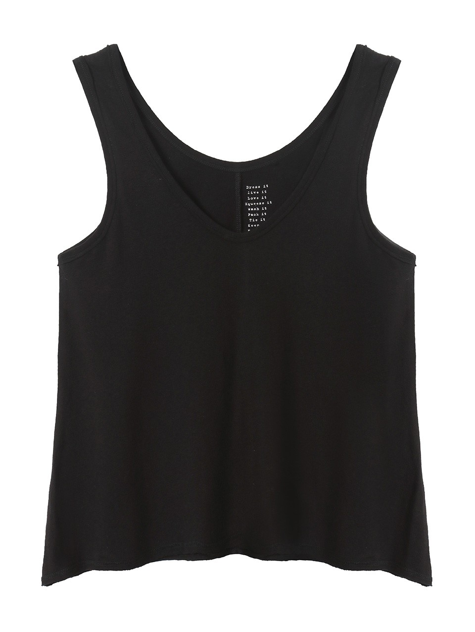 Sierra V-neck Tank Top