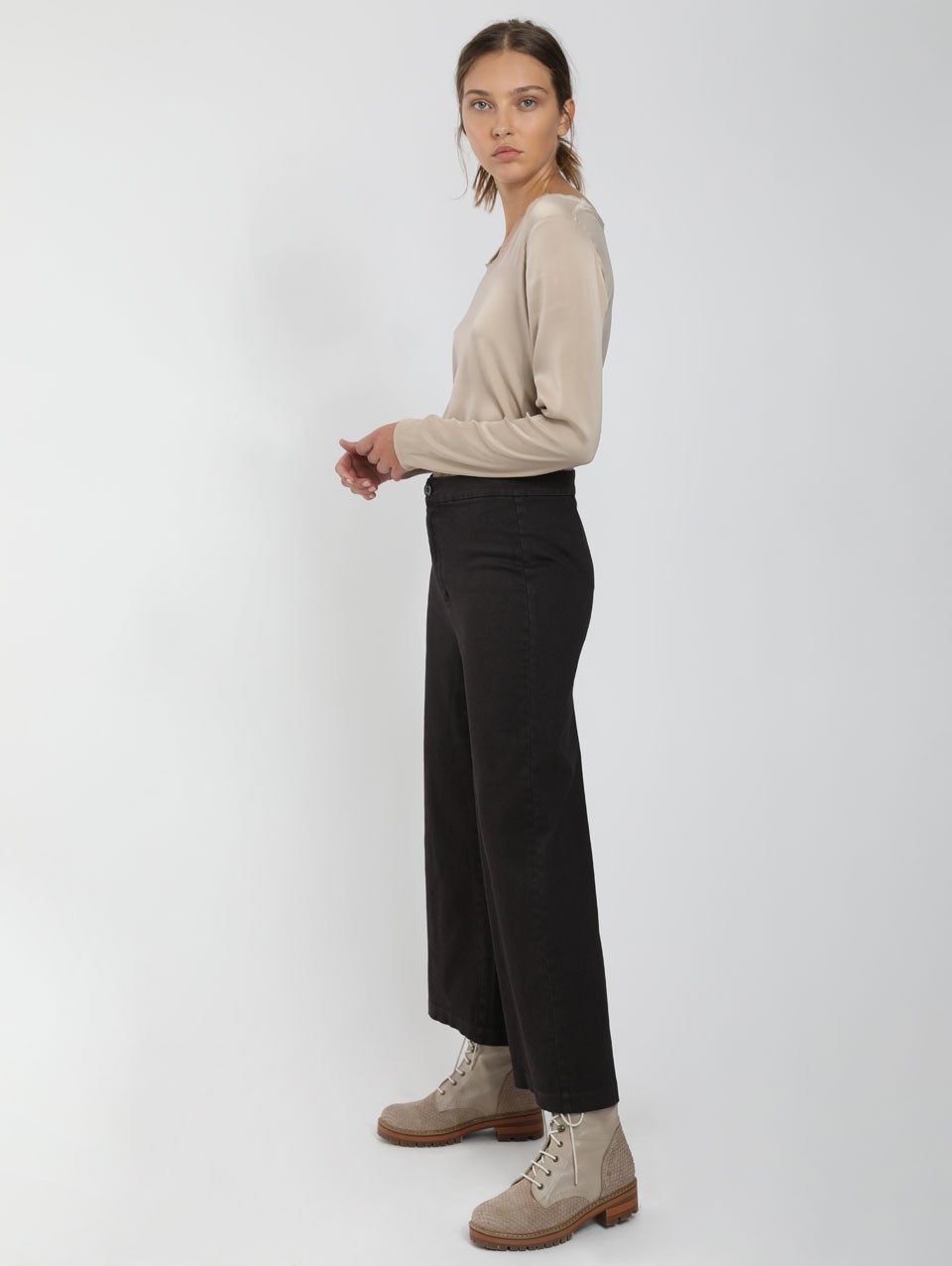 Dan Wide Leg Pants