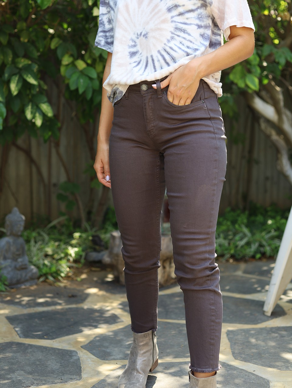 Mia 5 Pocket Skinny Pants