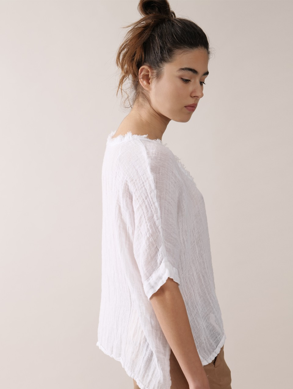 Brooke Oversized Blouse