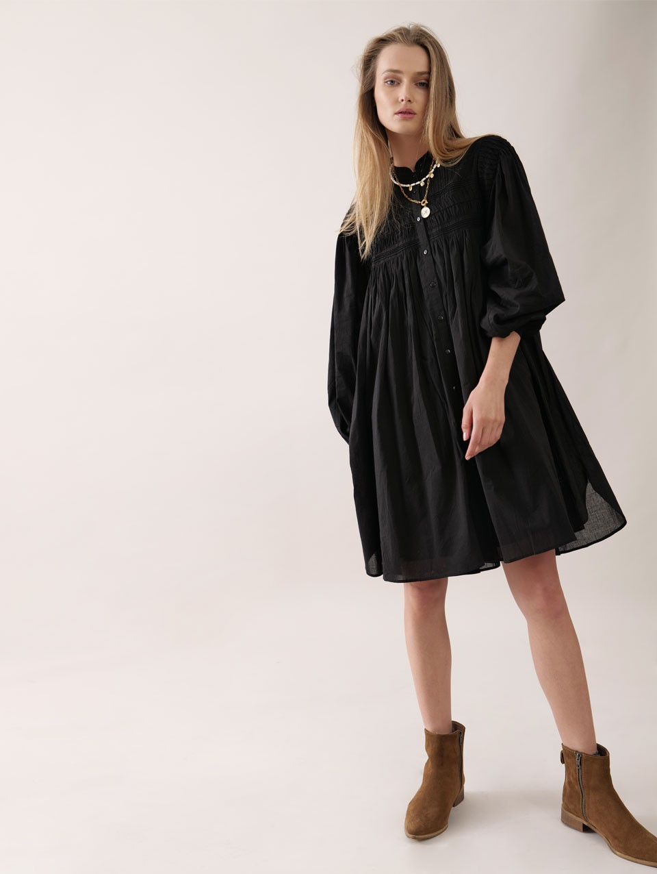 Emma Shirt Dress