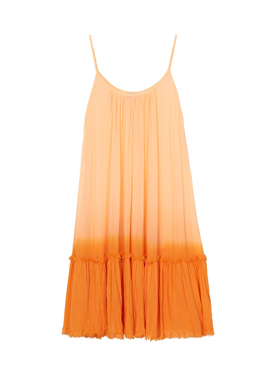 Claris Ombre Short Dress
