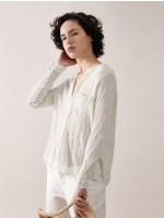 Baily Long Sleeve Placket Blouse
