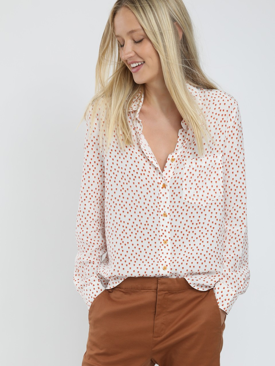 Val Printed Shirt