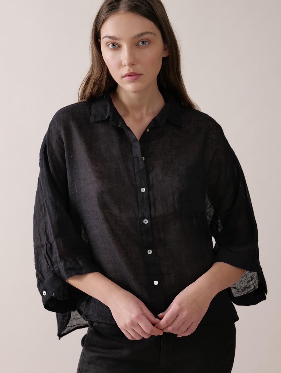 Blake Oversized Blouse