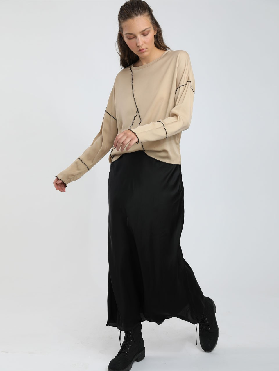 Nnala Cropped Skirt