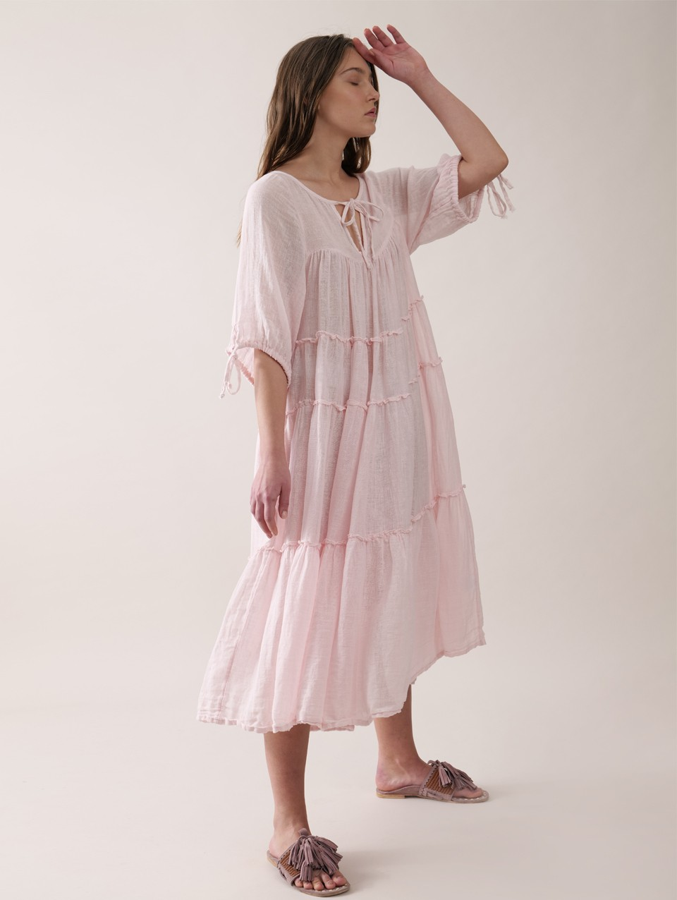 Bonnie Prairie Dress
