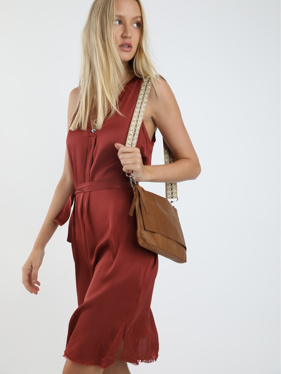Nora Sleeveless Dress