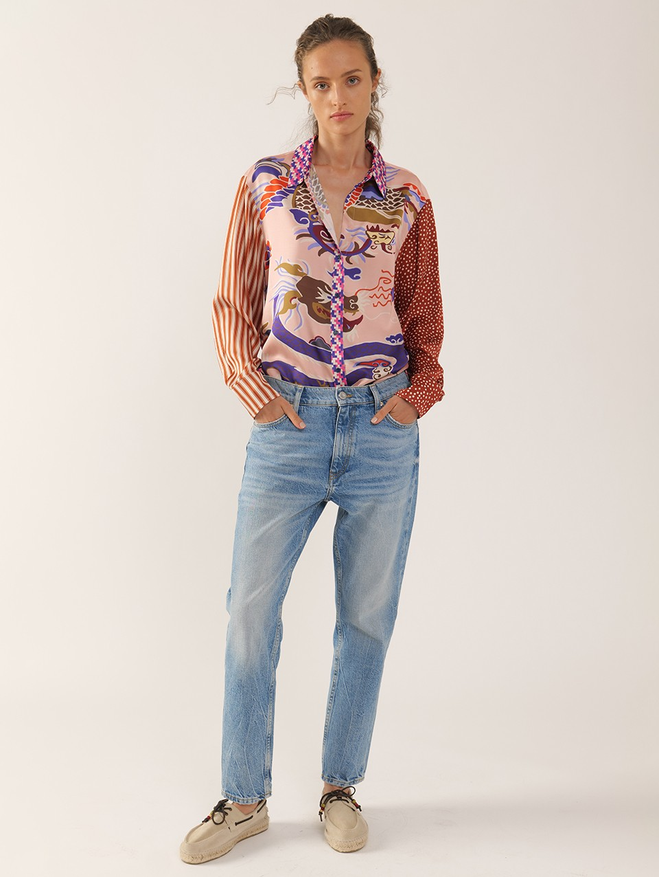 River Jeans High Rise