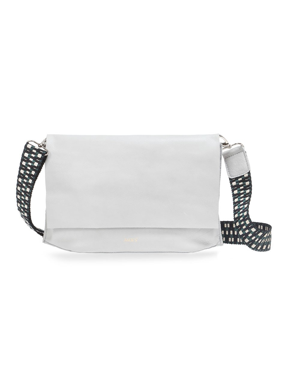 Strip Shoulder Bag