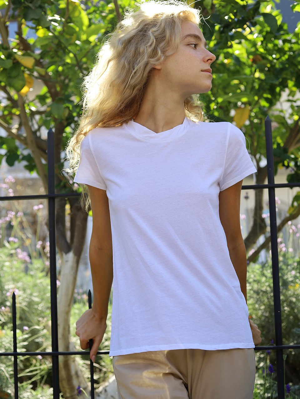 Nora Nicky 100% Cotton T-shirt