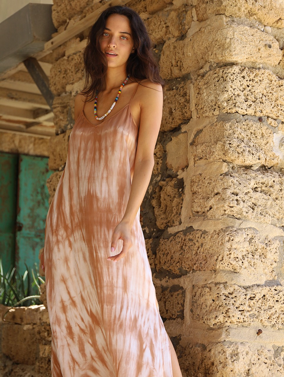 Lily Camisole Long Dress